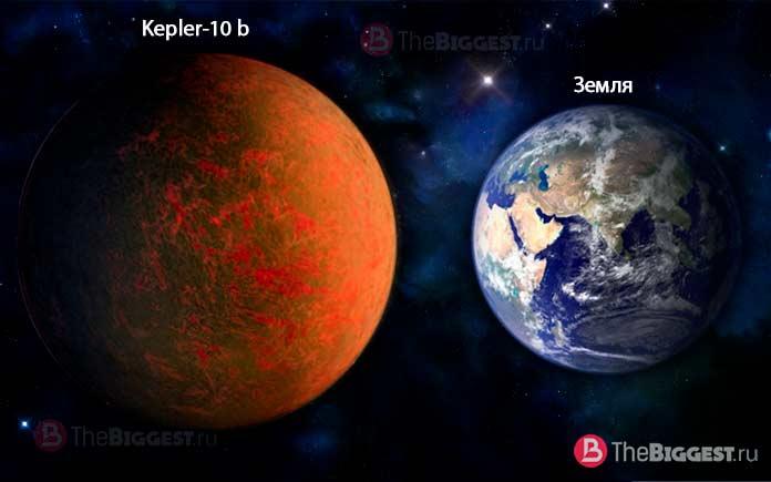 Кеплер-10-б