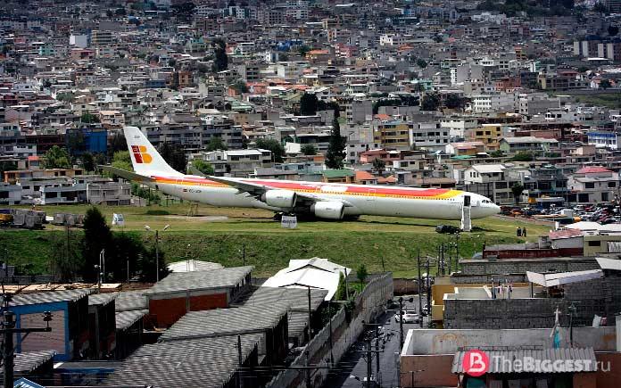 Кито Марискал Сукре аэропорт