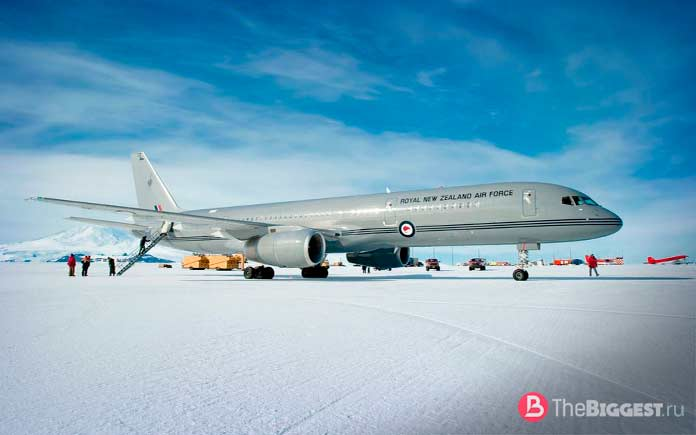 McMurdo Air Station