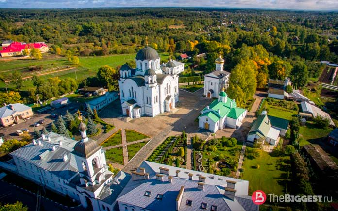 Крупнейшие города Беларуси: Полоцк