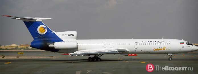 Рейс 7908 Caspian Airlines
