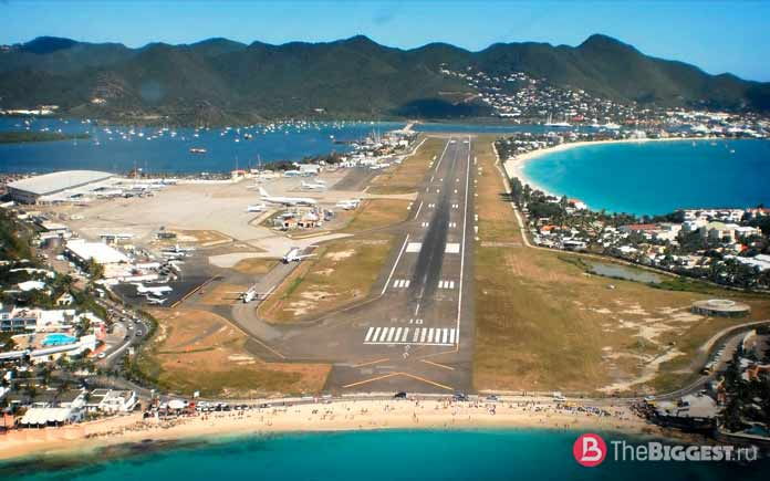St Maarten Princess Juliana Airport
