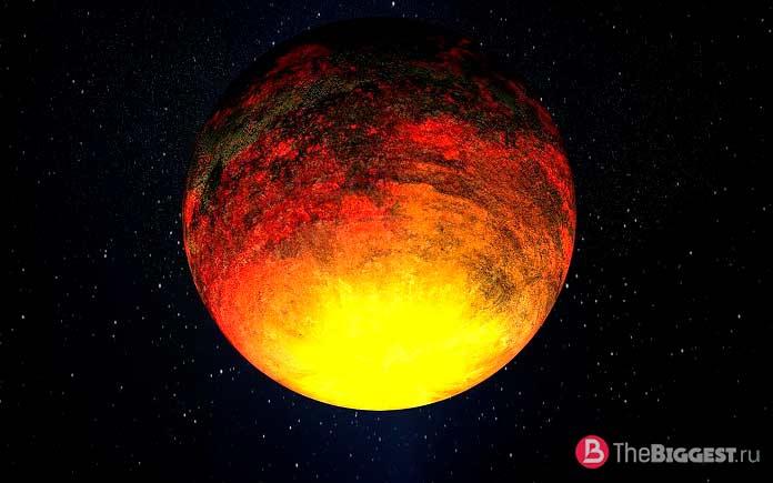 Железная планета