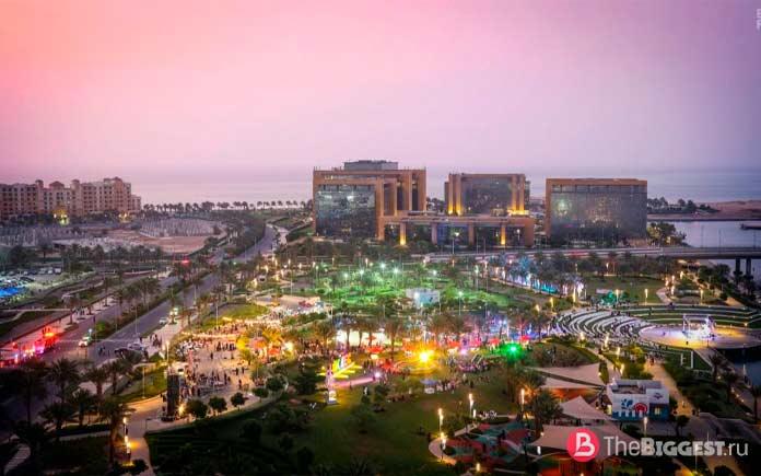 مدينة الملك عبدالله الإقتصادية