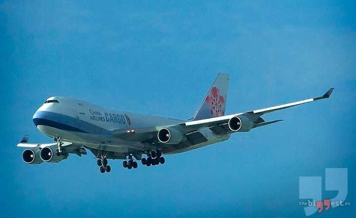 Boeing 747. CC0