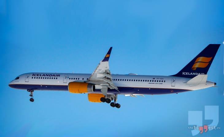 Boeing 757. CC0