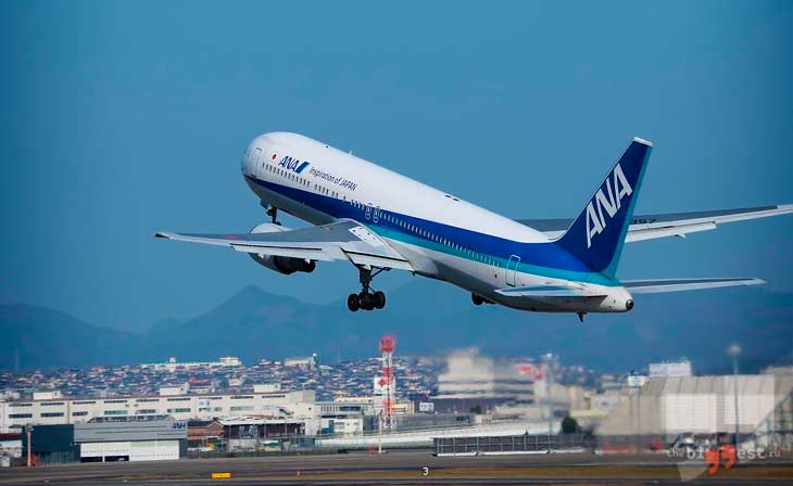 Boeing 767. CC0