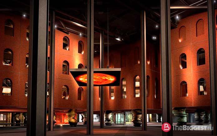 Культурно-развлекательный центр Alhondiga в Бильбао