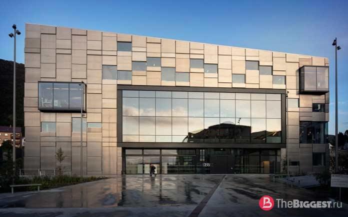 Факультет изящных искусств, музыки и дизайна Бергенского университета