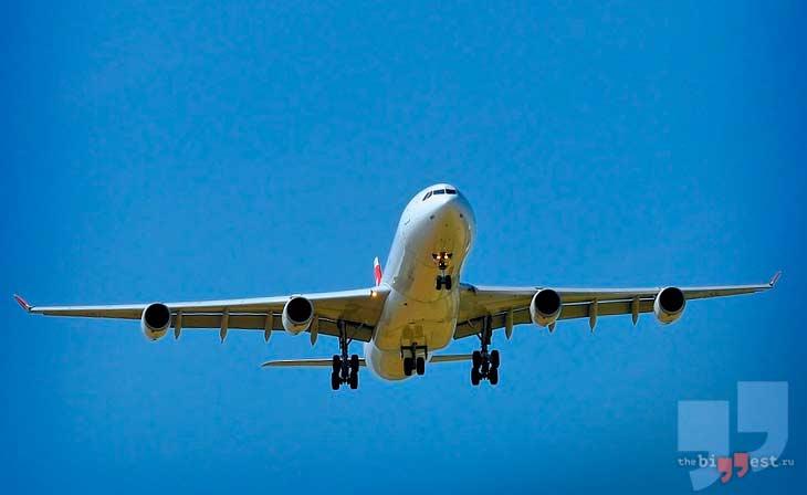 Airbus A340. CC0
