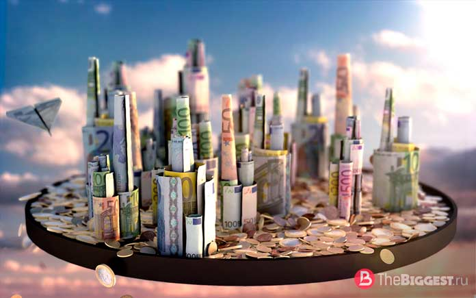 самые богатые города мира