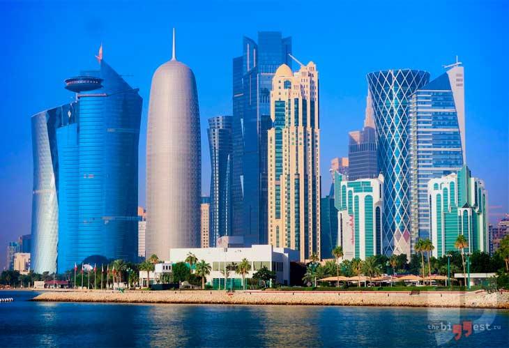 Самые безопасные страны: Катар. CC0