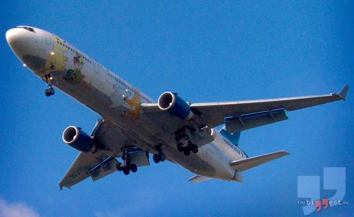 McDonnell-Douglas MD-11. CC0
