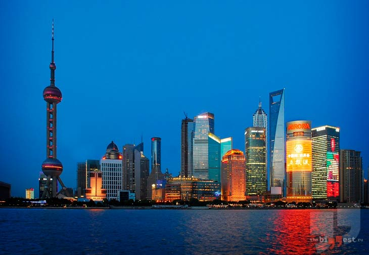 Шанхай. CC0