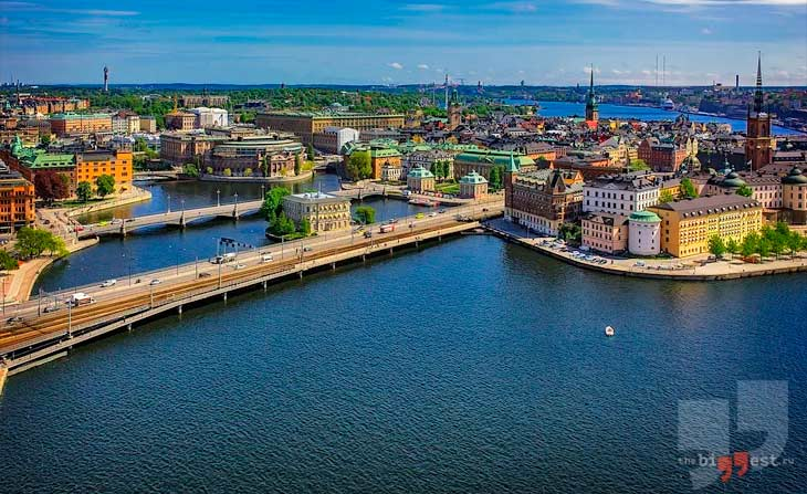 Швеция. CC0
