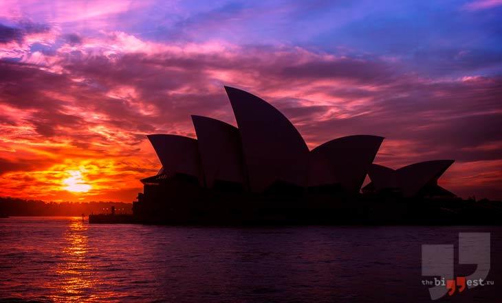 Сидней. CC0