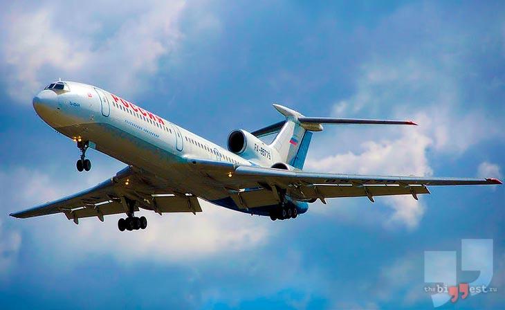Ту-154. CC0