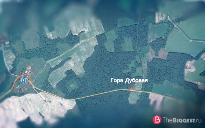 Гора Дубовая
