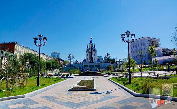 Хабаровск. CC0