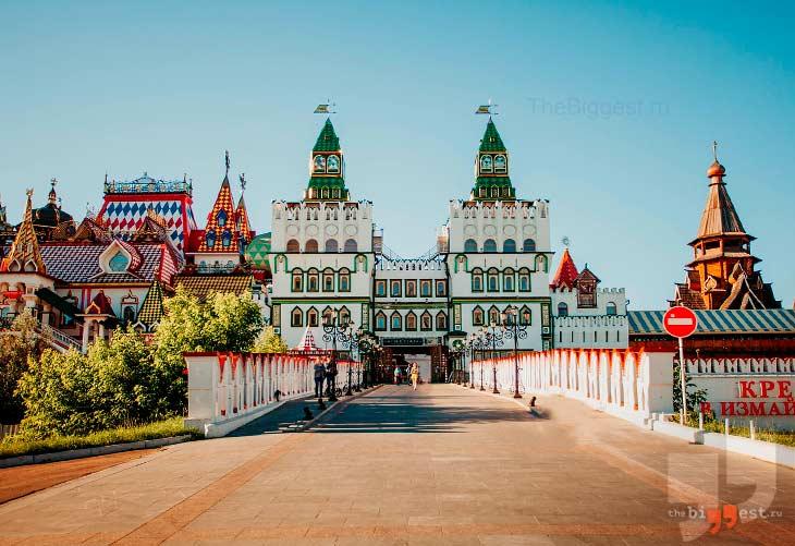 Кремль в Измайлово. CC0