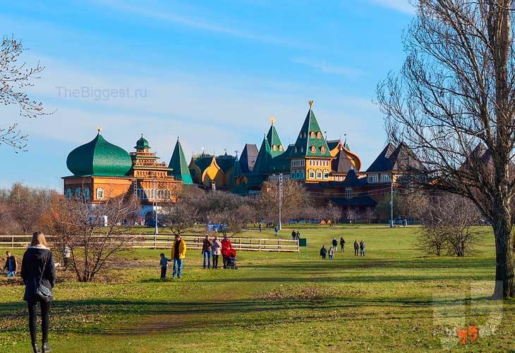 Коломенский дворец. CC0