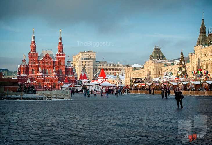 Красная площадь. CC0