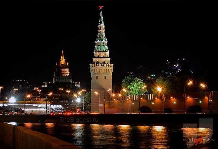 Московский Кремль. CC0