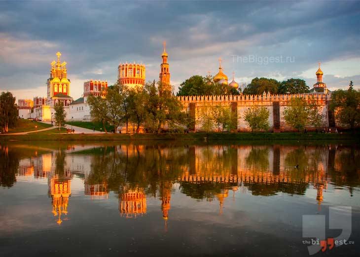 Новодевичий монастырь. Cc0