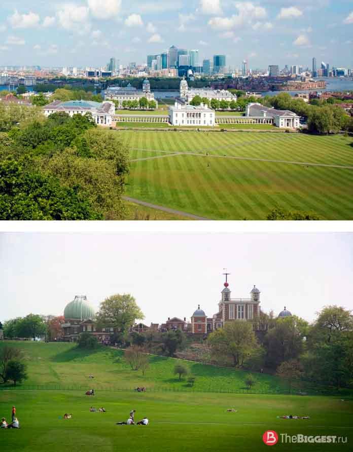 Greenwich-Park london