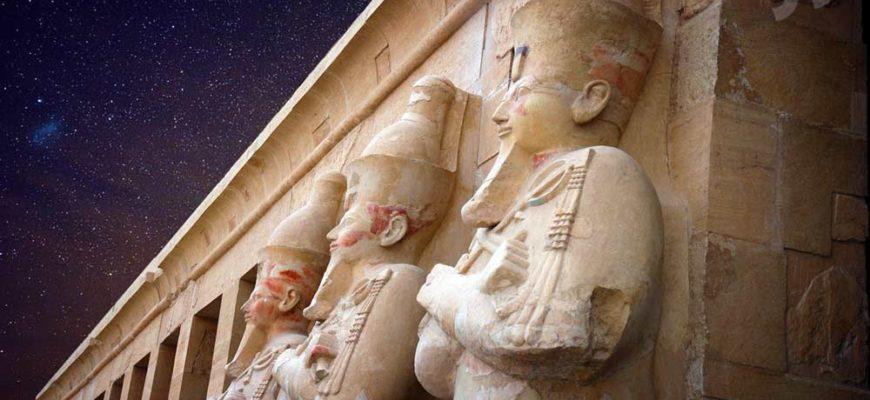 Храмы Египта. CC0
