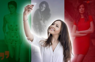 Красивые итальянские модели