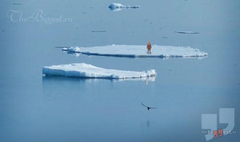 Страшные традиции: На льдине. CC0