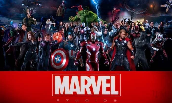 Самые сильные герои Марвел