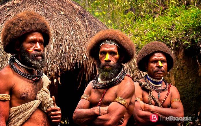 Папуа-Нова-Гвинея