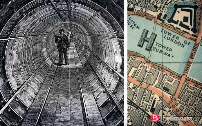 tower subway london