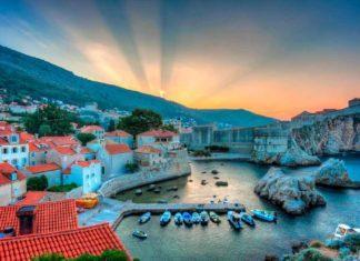 Самые красивые курорты Хорватии