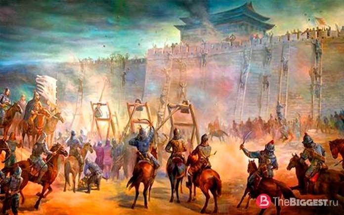 10 фактов из жизни Монгольской орды, которые вас шокируют