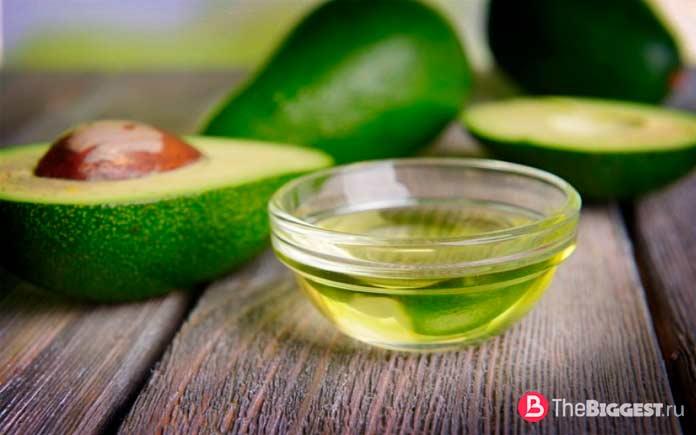 Авокадо против растяжек