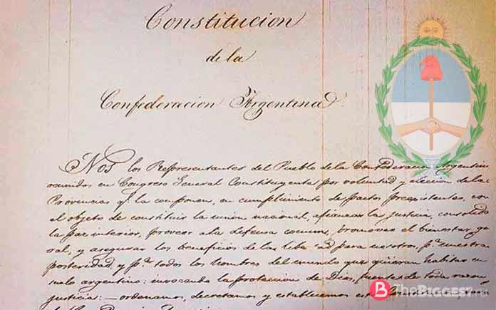 Аргентина 1853