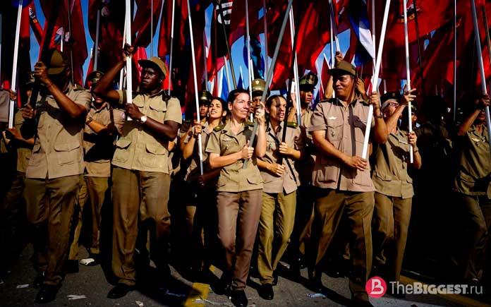 Кубинские коммунисты