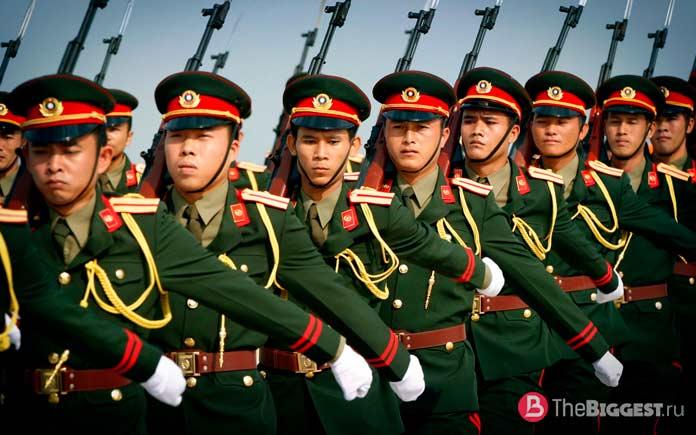 Лаосские военные