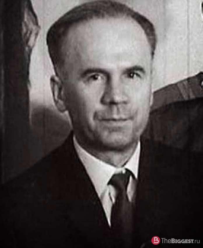 Олег Пеньковский
