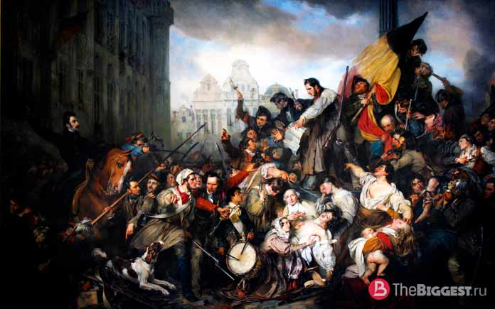 Революции Бельгии 1831