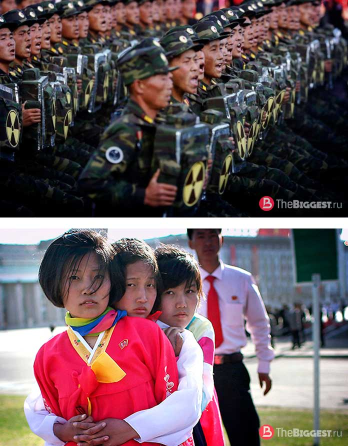 Коммунистический строй Северной Кореи