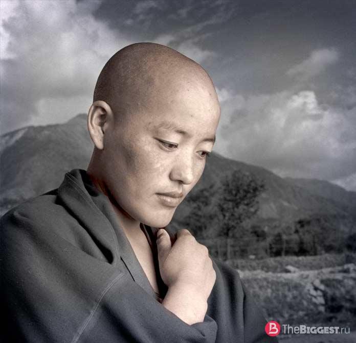 Тибетский портрет