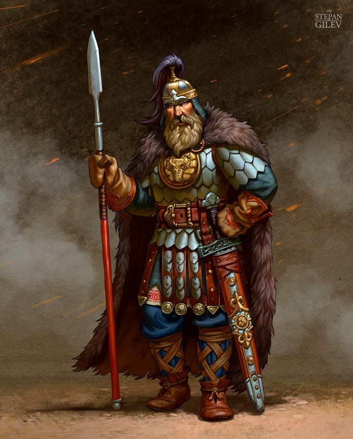 Вольга Святославович