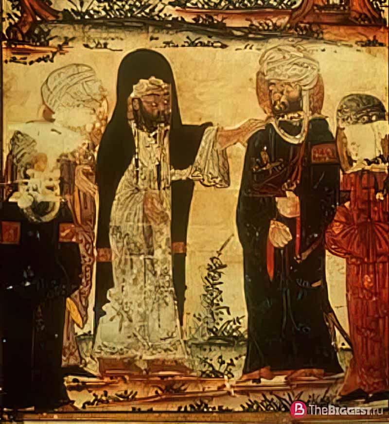 Али Ибн - один из велиуих исламских воинов