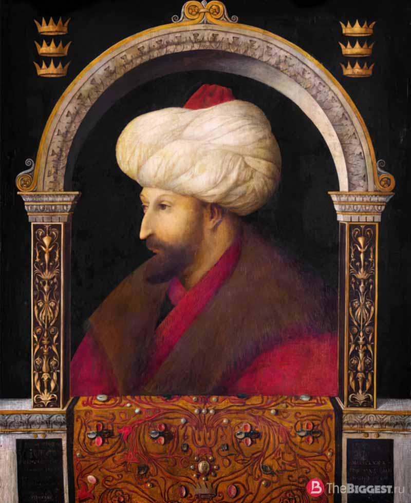 Мехмед Завоеватель