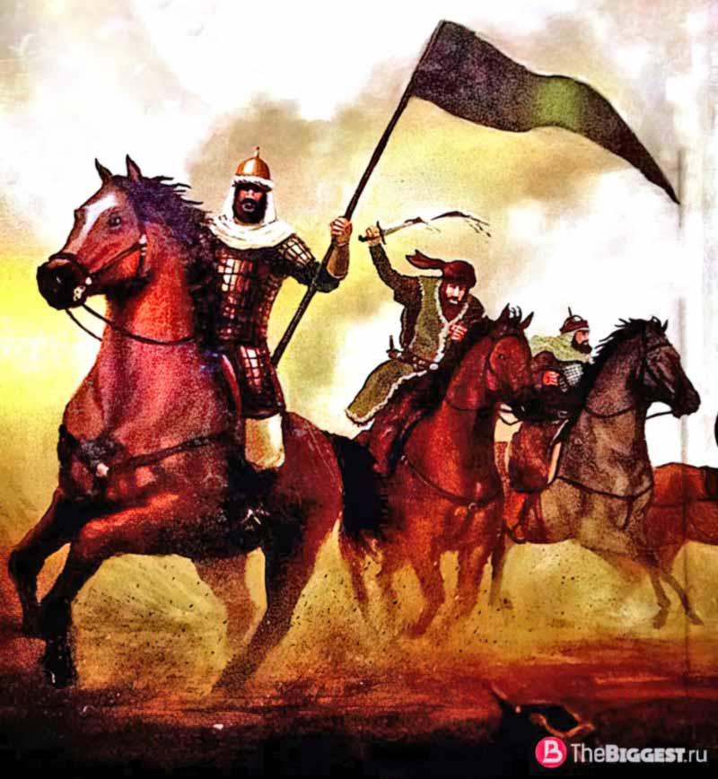 Мехмед Завоеватель - один из велиуих исламских воинов