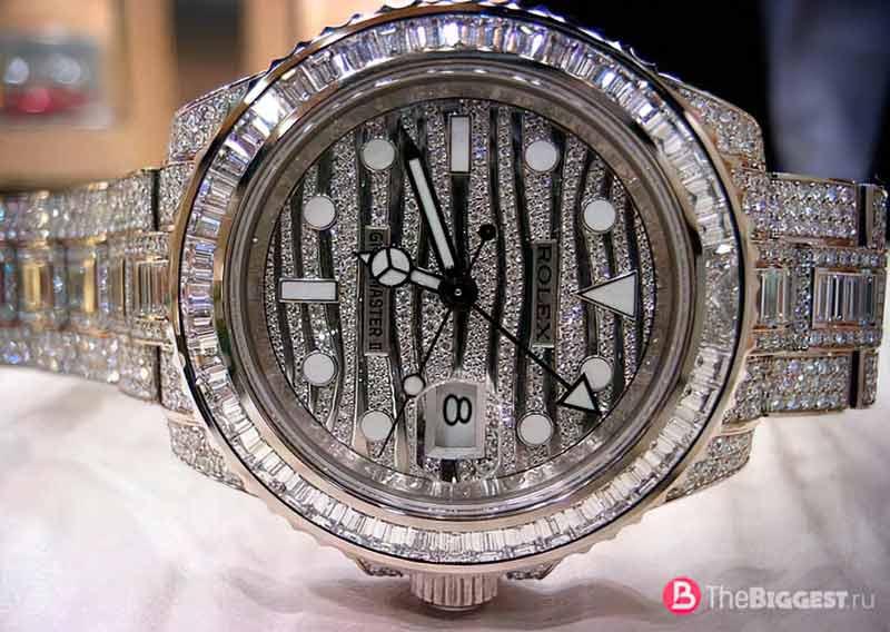 Rolex GMT 116769TBR